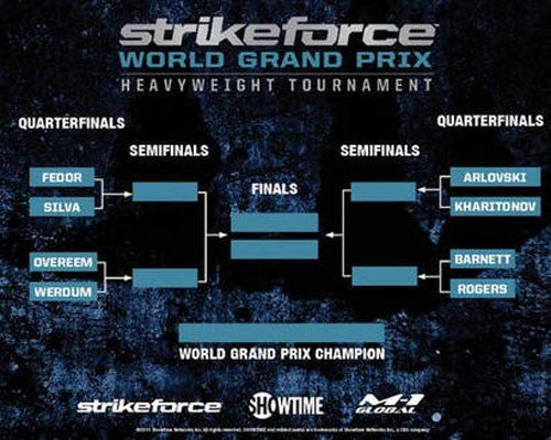 Strikeforce's Odd, Lopsided Tournament Makes A Lot Of Sense, Actually