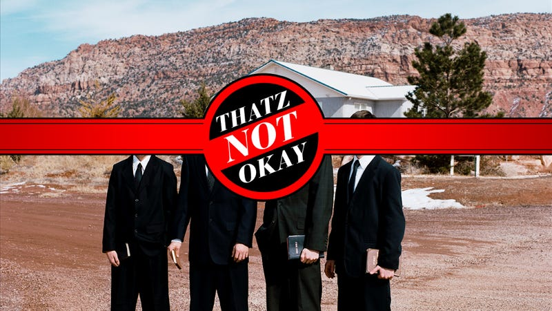 Thatz Not Okay: The Erotic Books of Mormon; A Facebook Snub Hubbub