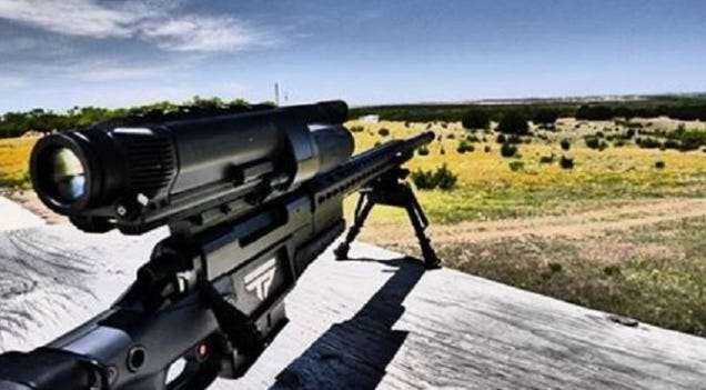 This Aim-Assisted Rifle Is Now Accurate Up to a Mile