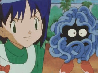 The...Tangled Tangela! (It's Friday, Cut Me Some Slack Edition)