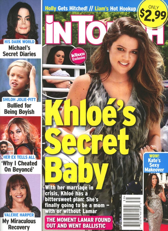 This Week in Tabloids: Honey Boo Boo's in the Awful 'Beach Body' Issue