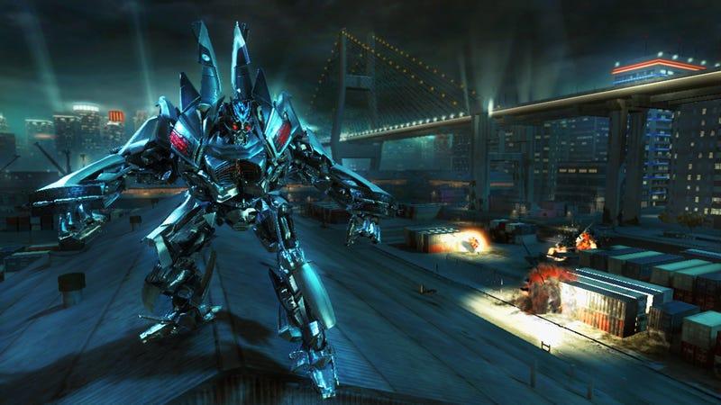 Transformers: Revenge Of The Fallen Bot Lineup Revealed