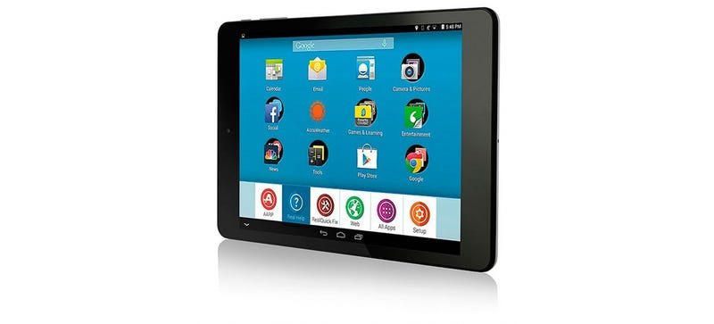 """AARP Made a Tablet for Old People Who Think Tech Is """"Scary"""""""