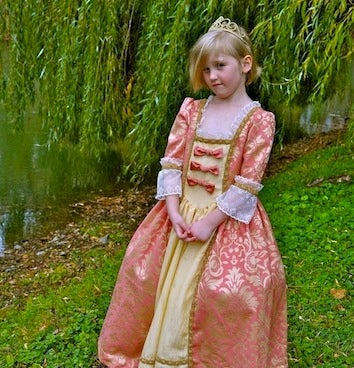 "Paging Suri: ""Museum-Quality"" Princess Gowns Now Available"