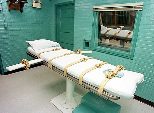 Death By Execution: Which States Do What Form of Capital Punishment?