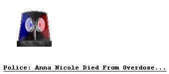 Anna Nicole Smith Tragedy's Shocking Denouement