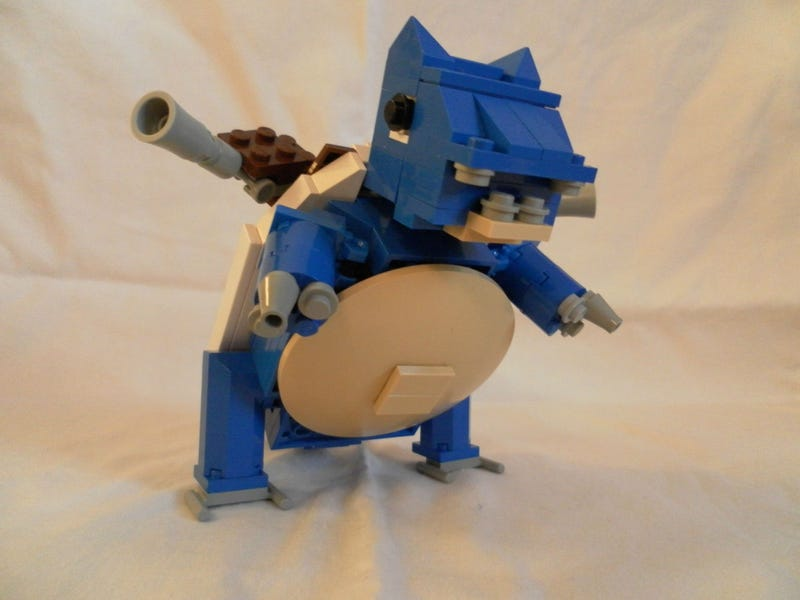 LEGO Pokémon Rock Pretty Damn Hard