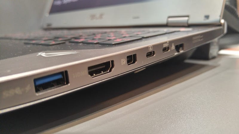 A Water-Cooled Gaming Laptop is Sublime Overclocked Overkill