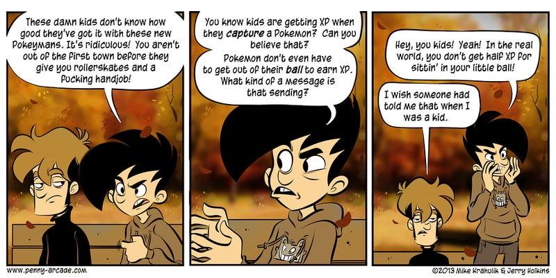 Sunday Comics: Kids These Days