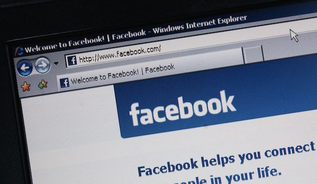Man Admits Trying to Hire Hit Man on Facebook