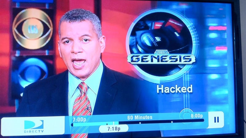Oh No, Somebody Hacked the Sega Genesis!