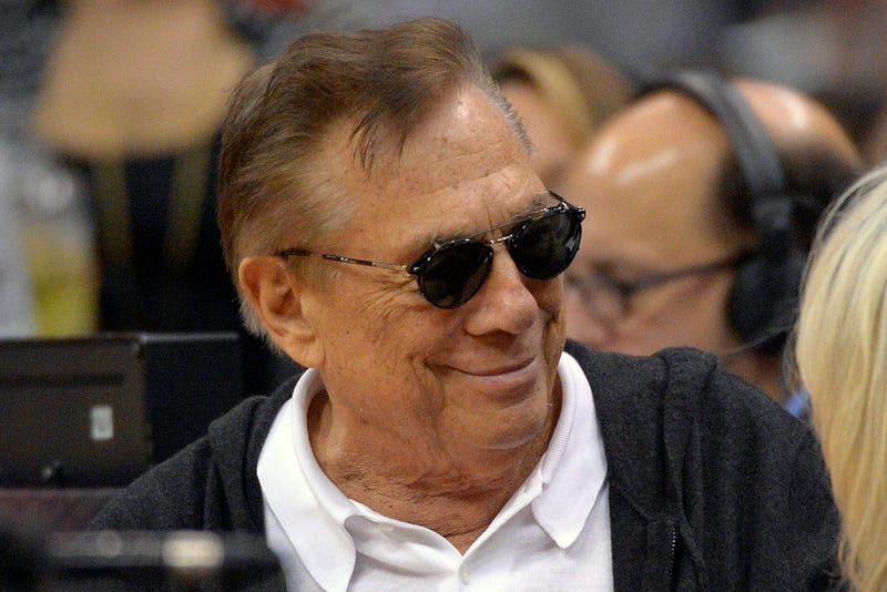 Donald Sterling Is Suing Everybody, Again