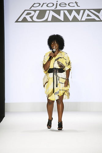 Project Runway Fashion Show: Korto