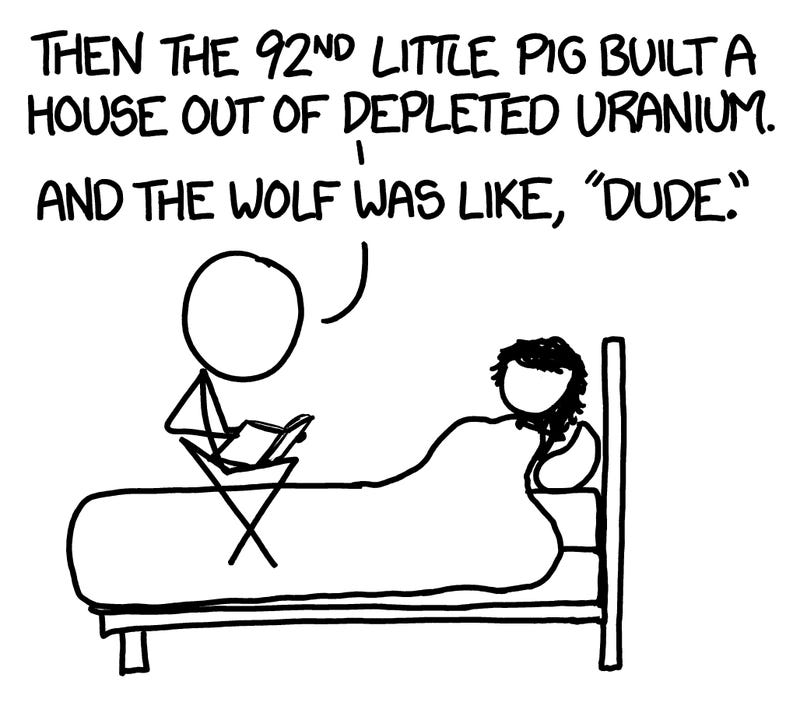 XKCD's Creator Explains What Would Happen If Earth Stopped Spinning