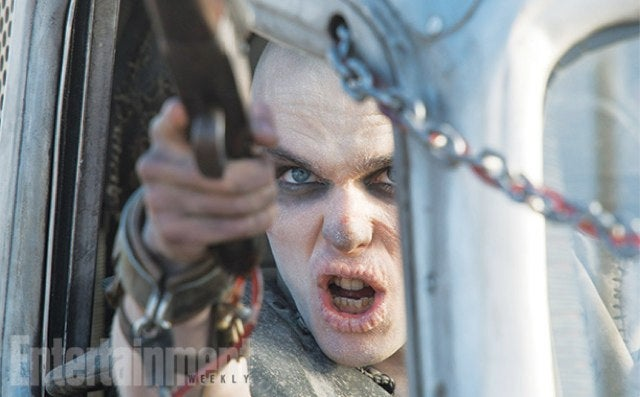 Behold The Many Chapped Lips Of Mad Max: Fury Road's Mutant Army