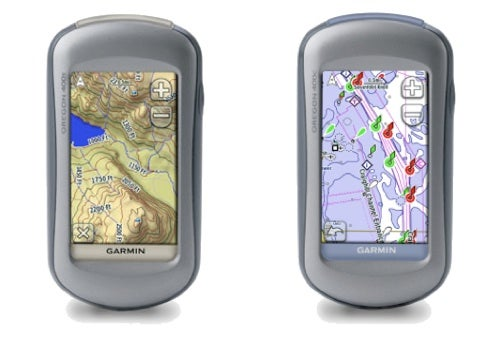 Garmin Oregon Touchscreen GPS, First Images Emerge