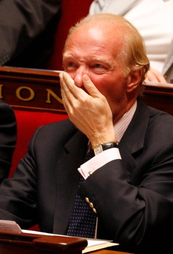 Another Genital Gaffe From A French Politician