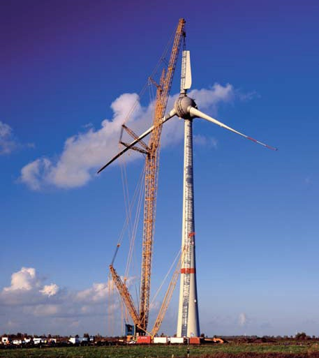 World's Largest Wind Turbine Powers 5,000 Homes, is Very Big