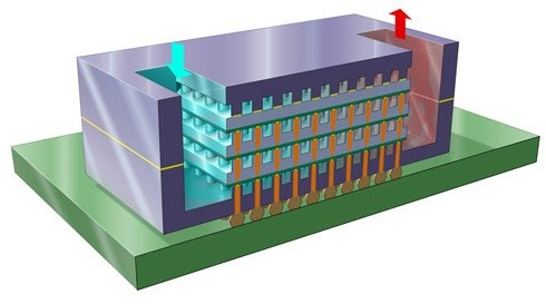 IBM Developing Water-cooled, '3D' Semiconductors