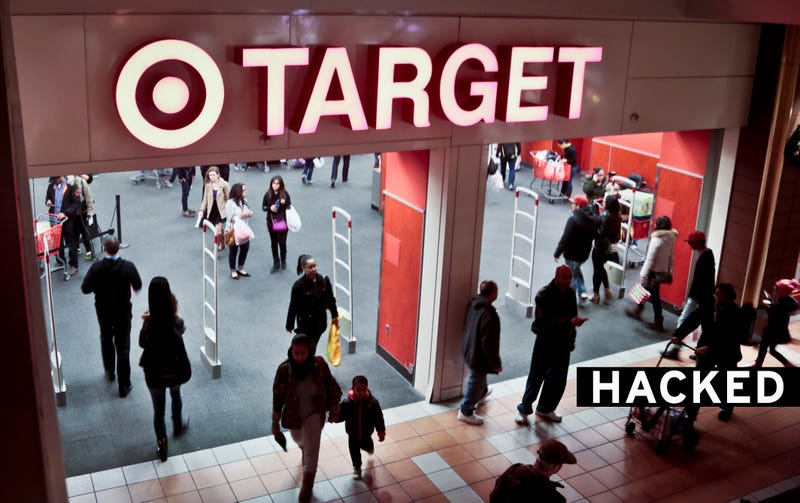 Credit Card, Personal Data Stolen From 40 Million Target Customers