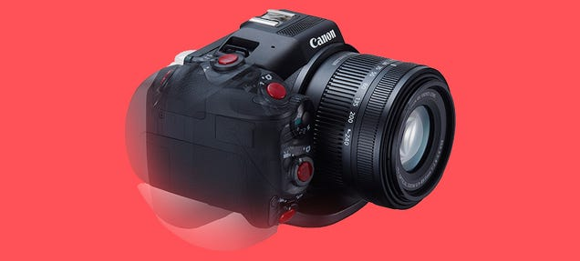 Canon Just Reinvented the Camcorder With the 4K Shooting XC10