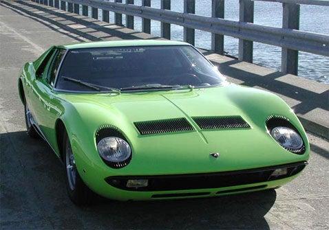The Baddest Bull: Lamborghini Miura Vs Countach Vs Murcielago LP640