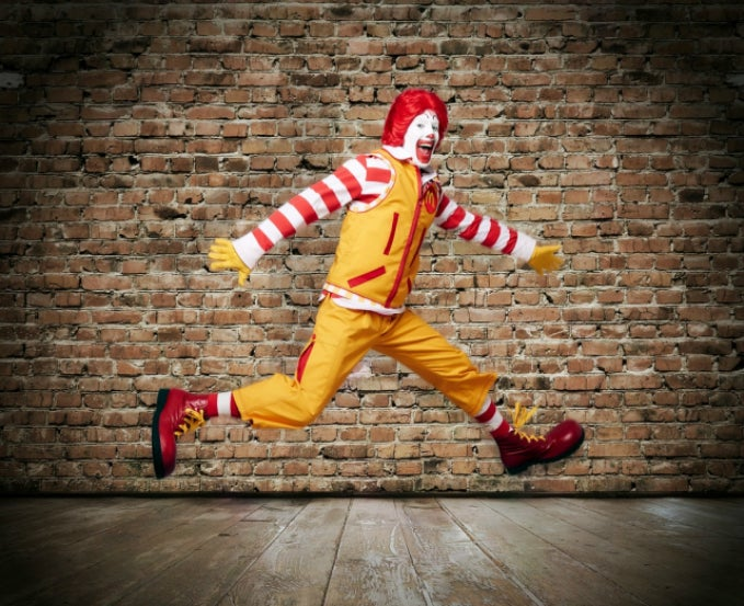 Kitchenette: Catch an Exclusive Look at Ronald McDonald's Tweets