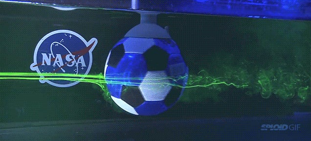NASA reveals why new World Cup 2014 ball is so much better than 2010's