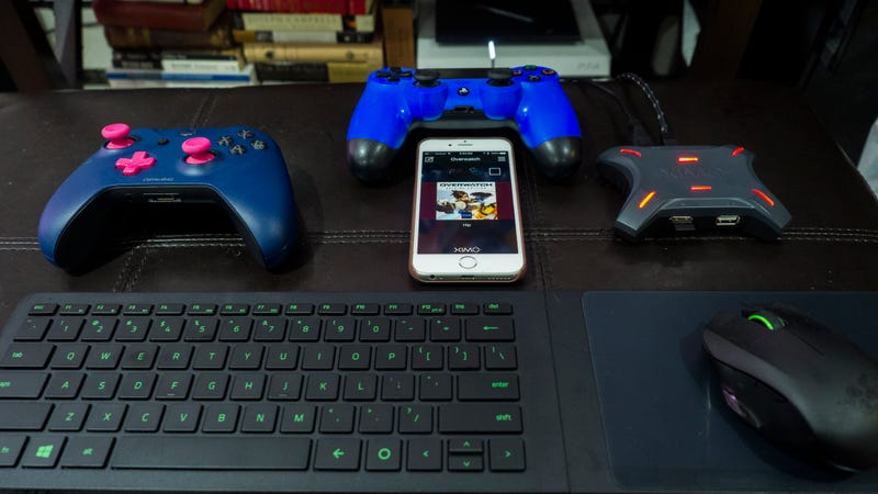 This USB Hub Gives Your PS4 and Xbox Superpowers