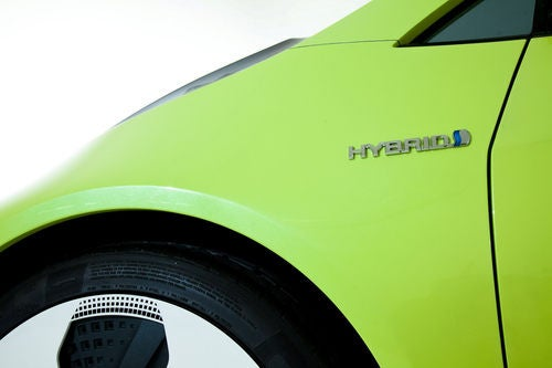 Toyota Hybrid Concept Teasers