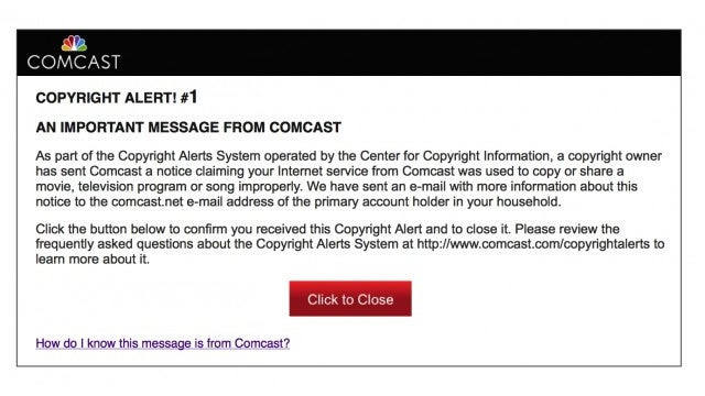 This Is What the Copyright Alert System Looks Like in Action