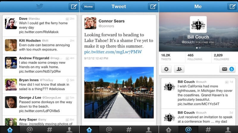 Search, Discovery, and Pretty Much Everything Is Better in Twitter's Update