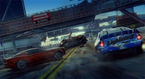 Burnout Paradise Getting PS3 Trophy Support (Someday)