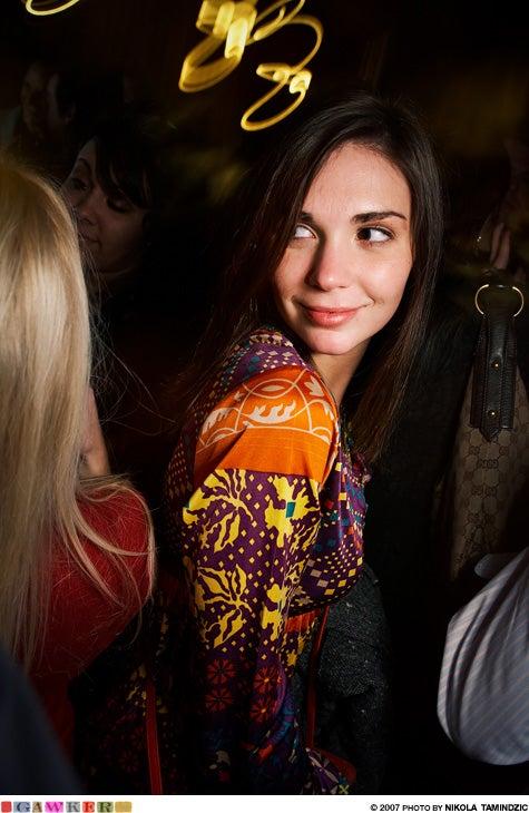 Fashion Week: Carlos Campos Afterparty @ Aspen