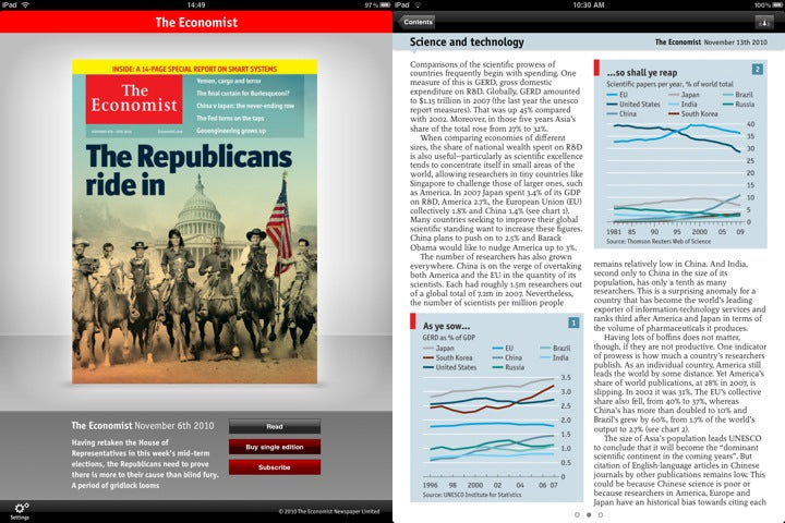iPad Apps November 19
