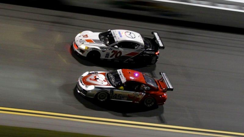 Daytona 'Roar Before The 24' Testing: Day Three