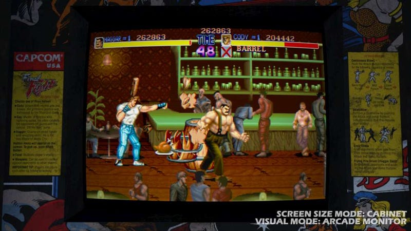 Final Fight: Double Impact Puts You Back In the Arcade
