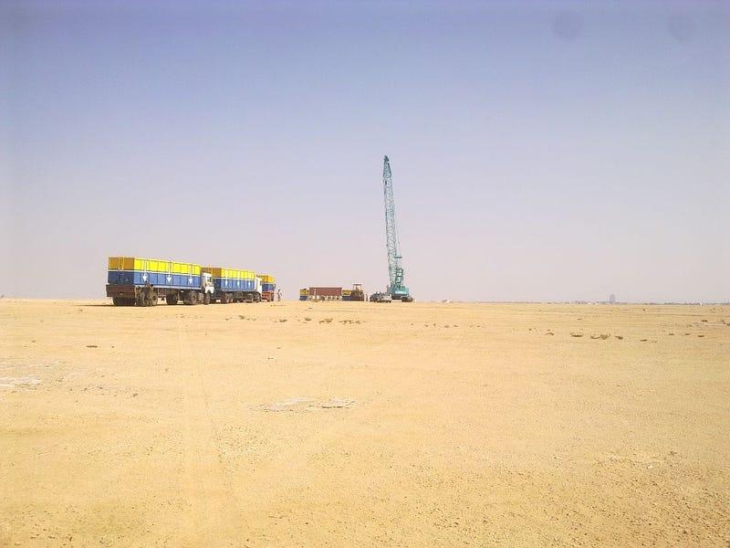 Comienza la construcción del nuevo edificio más alto del mundo