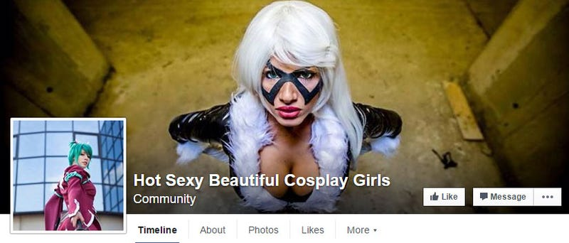 Cosplay Photographers Are Tired Of People Stealing Their Work