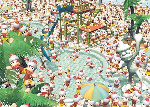 Ape Escape Swinging To The PS3 For More Monkey Pants Nabbing?