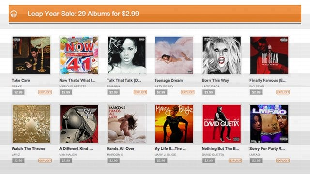 Google Music Sale: Rihanna, Doggystyle, and Tons of Other Hits For Only $2.99