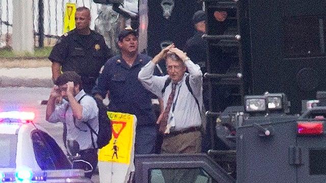 At Least 13 Killed in Shooting at Washington DC Navy Yard