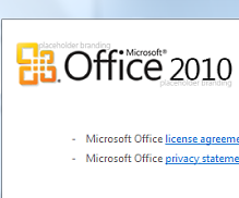 Office 2010 Screenshots Preview What's to Come