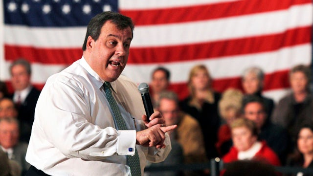 Chris Christie Knows He Could Totally Beat Barack Obama