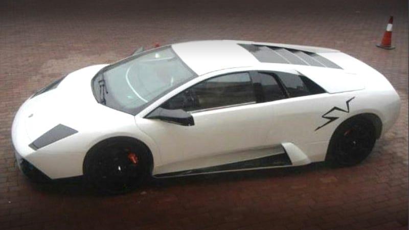 Buy A Surprisingly Good Fake Chinese Lamborghini For $66,000