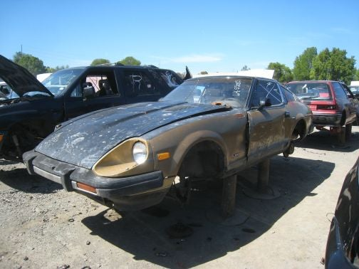 Striking Black Gold In The Junkyard