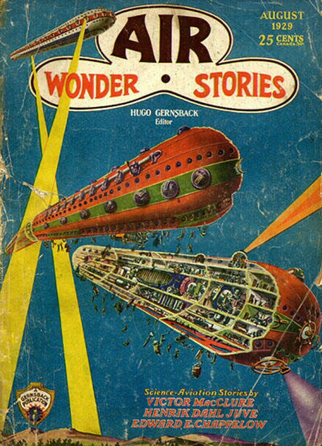 Where did science fiction come from? A primer on the pulps.