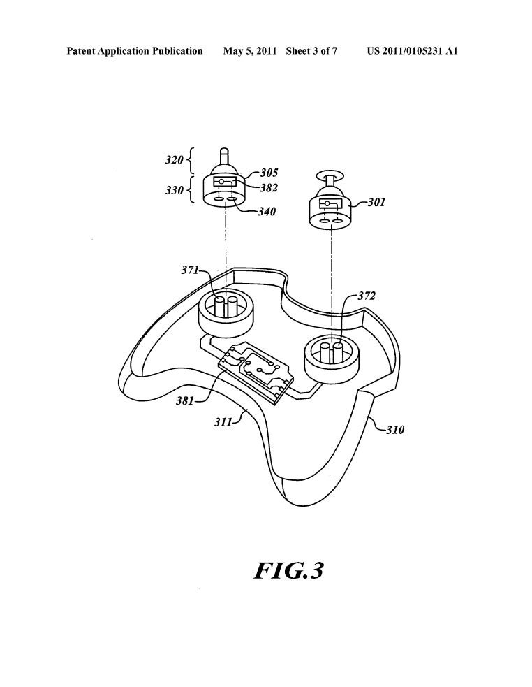 Is This Valve's Control Pad Design?
