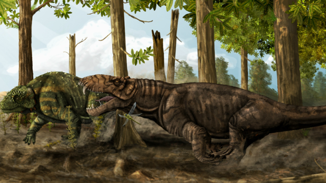 "Google Maps finds mammal-like ""hypercarnivore"" who ruled Earth long before the dinosaurs"