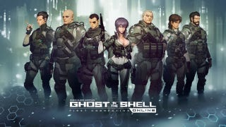 Ghost in the Shell Online Uploading to NA First